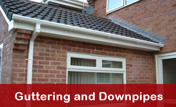 Guttering and Downpipes
